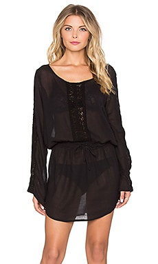 Daydreamer Playdress in Blackout Gauze