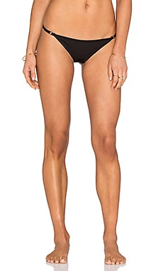 CA by vitamin A Eclipse Bikini Bottom in Blackout