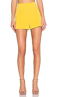 cacharel Short in Yellow