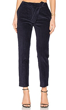 Corduroy Pant in Marineblau