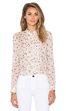 Blouse in Petal Floral