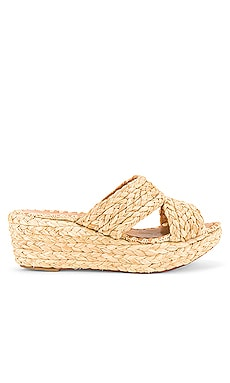 Bella Wedge Carrie Forbes $300