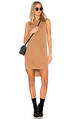 Shaker Hi Low Mini Dress