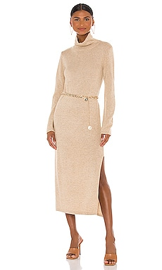 X REVOLVE Sweater Midi Dress Callahan $138