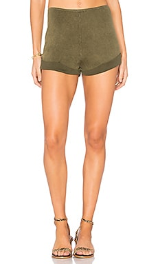 Enzyme Shortie Short in Army