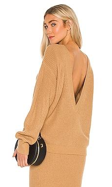 V Back Sweater Callahan $98