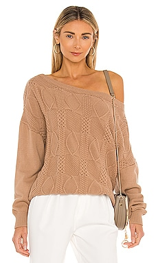 Lee Off The Shoulder Sweater Callahan $110