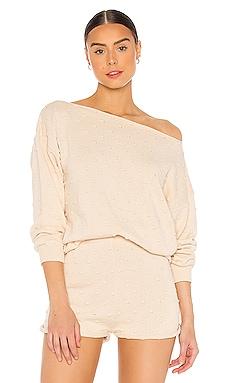 Jaime Off The Shoulder Sweater Callahan $128