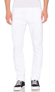Calvin Klein Taper Jean en Painted White