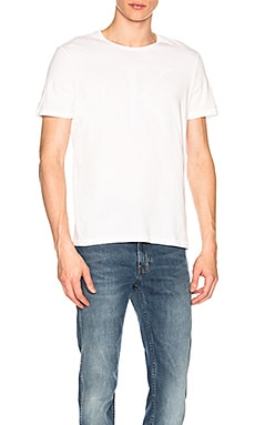 FLOCKED LOGO 티셔츠 Calvin Klein $15 (최종세일)