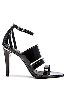 Calvin Klein Mayra Heel in Black