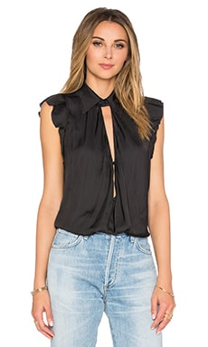 Calvin Rucker One Thing Top in Black