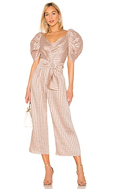 Through You Jumpsuit In Shell C/MEO $198 NEW ARRIVAL