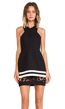 C/MEO Vowels Dress in Black