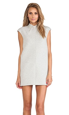 C/MEO No Light Dress in Grey & Ivory