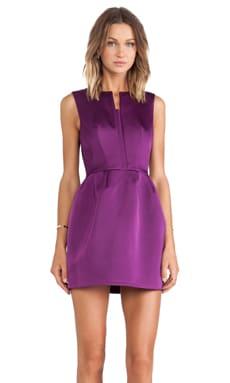 C/MEO Plexus Dress in Grape
