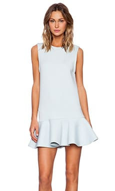 C/MEO Lay Low Dress in Duck Egg