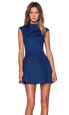 C/MEO Daydreaming Dress in Empire Blue