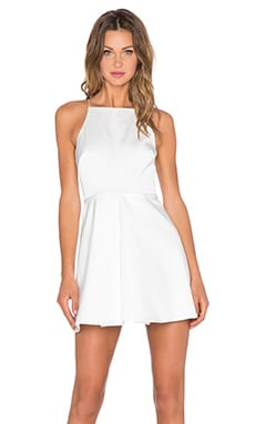 C/MEO Night Swim Dress in Ivory