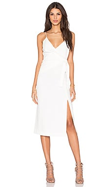 C/MEO Don't Wait Dress in Ivory