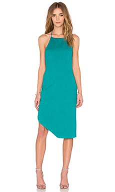 Star Lesson Dress in Emerald