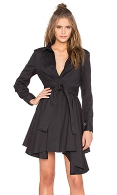 Make It Work Dress in Black