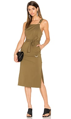 Better Things Dress in Khaki