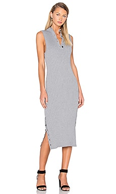 Life is Real Knit Dress in Grey Marle