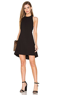 C/MEO The Glory Dress in Black