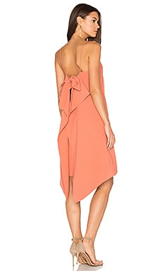 On My Mind Dress in Terracotta