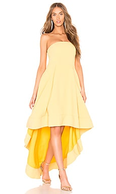 Entice Strapless Gown C/MEO $285 BEST SELLER