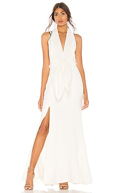 Methodical Gown In Ivory C/MEO $255