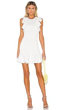 Приталенное и расклешенное платье expired - C/MEO Платье с юбкой солнце фото