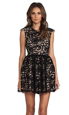 C/MEO All My Days Dress in Black