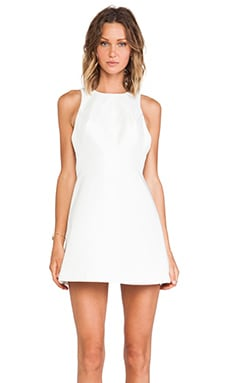 C/MEO Window Blues Dress in Ivory