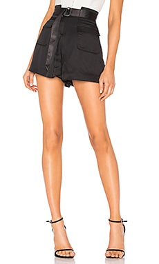 SHORT TAILLE HAUTE LIGHT C/MEO $130