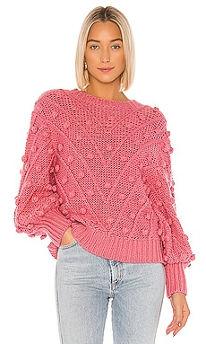 Trade Places Knit Pullover C/MEO $185