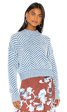 Stuck On You Knit Pullover C/MEO $180