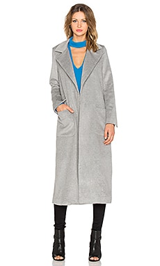 C/MEO We Be Moving Coat in Grey Marle