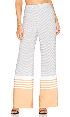 Waiting Pant in Stripe