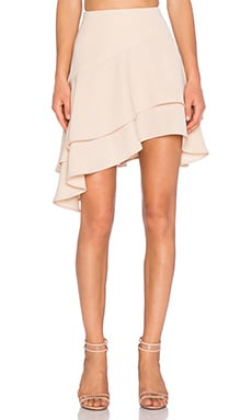 C/MEO Easy Love Skirt in Apricot