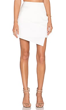 C/MEO Crossing Borders Skirt in Ivory