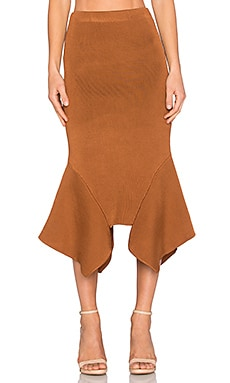 C/MEO What You Need Skirt in Copper