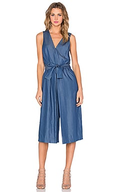 C/MEO Blue Dream Jumpsuit in Chambray
