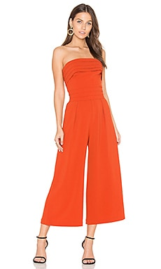 Break Through Jumpsuit in Paprika