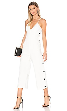 Dream Space Jumpsuit in Ivory