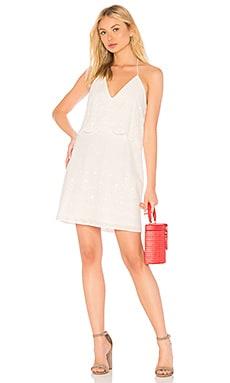 Купить Платье the ashley - CAMI NYC, Кружево, Китай, Белый