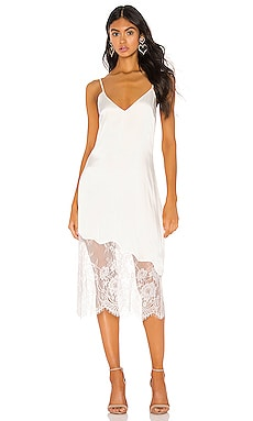 VESTIDO THE SELENA CAMI NYC $264
