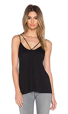 CAMI NYC The Aria Cami in Black