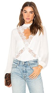 The Skylar Blouse